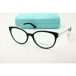 New Tiffany & Co. TF 2191 Women Black Eyeglasses